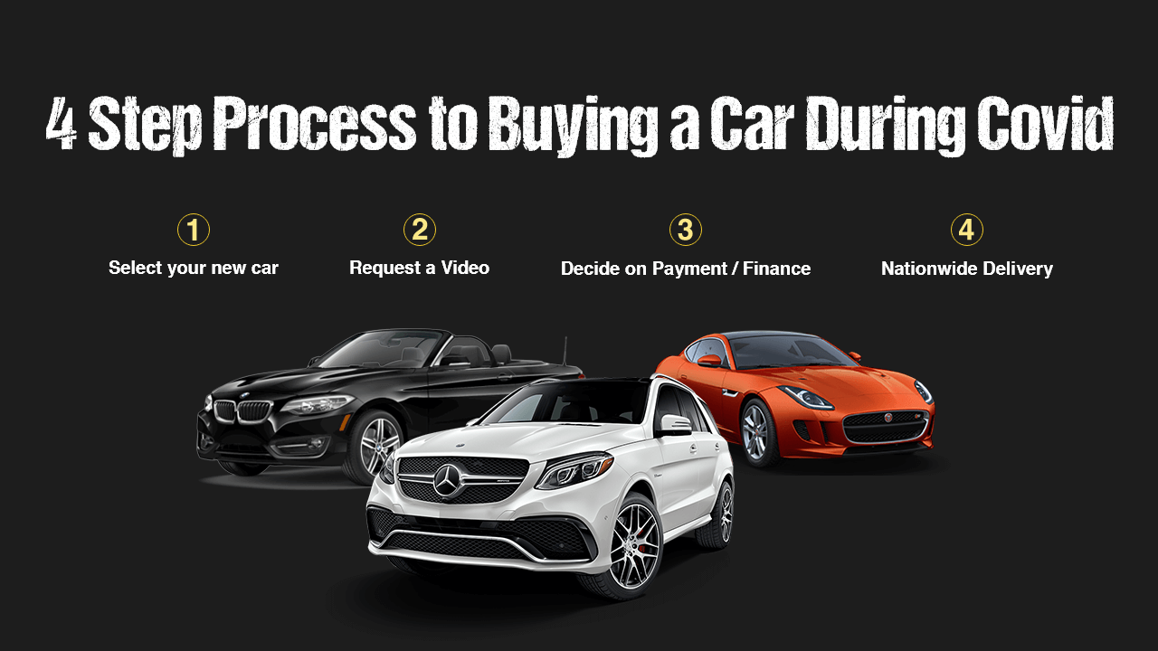 Buy your car online with Hutton & Meade